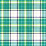 Modelo inconsútil de la tela escocesa Fondo eps10 del vector Imagenes de archivo