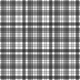 Modelo inconsútil de la tela escocesa Vector Fotos de archivo