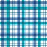 Modelo inconsútil de la tela escocesa Vector Fotos de archivo libres de regalías
