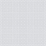 Modelo inconsútil de la textura del fondo del vector de Grey Monochrome Cube Square Fabric stock de ilustración