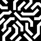 Modelo inconsútil de la textura futurista del vector libre illustration
