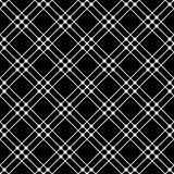 modelo inconsútil de las materias textiles de rhombuses Enrejado inusual Fondo geométrico ilustración del vector
