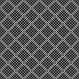 modelo inconsútil de las materias textiles de rhombuses Fondo geométrico Enrejado inusual stock de ilustración