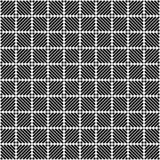 modelo inconsútil de las materias textiles de rhombuses Fondo geométrico stock de ilustración