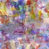Modelo inconsútil abstracto libre illustration