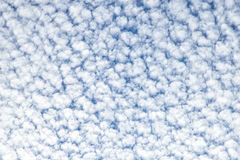 Modelo inconsútil de nubes Fotos de archivo libres de regalías