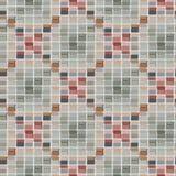Modelo inconsútil del azulejo Fotos de archivo libres de regalías