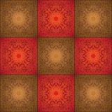 Modelo inconsútil del azulejo ilustración del vector