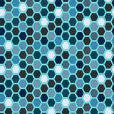 Modelo inconsútil del azulejo Foto de archivo libre de regalías