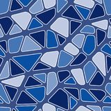 Modelo inconsútil del azulejo Imagen de archivo