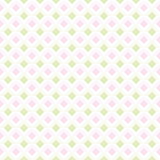 Modelo inconsútil del bebé, pared retra geométrica en colores pastel del ornamento de los niños Fotografía de archivo