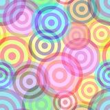 Modelo inconsútil del círculo libre illustration