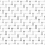 Modelo inconsútil del círculo ilustración del vector