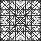 Modelo inconsútil del diseño del vector Fotografía de archivo