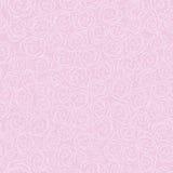 Modelo inconsútil del fondo de la flor del vector Foto de archivo libre de regalías