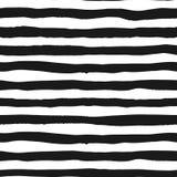 Modelo inconsútil del Grunge de líneas Imagen de archivo