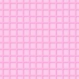 Modelo inconsútil del pequeño ingenio rosado a mano estilizado de las células ilustración del vector