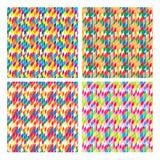 Modelo inconsútil del Rhombus manchado áspero geométrico abstracto Fotos de archivo libres de regalías