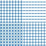 Modelo inconsútil del símbolo matemático Fotografía de archivo libre de regalías