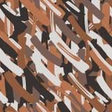 Modelo inconsútil del vector abstracto para las muchachas, muchachos, ropa Fondo creativo con los puntos, figuras geométricas ilustración del vector