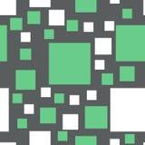 Modelo inconsútil del vector de cuadrados Imagen de archivo