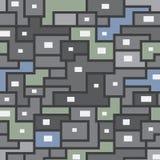 Modelo inconsútil del vector de formas Fotos de archivo