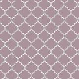 Modelo inconsútil del vector de mozaic azul tejas Marroquí-inspiradas ilustración del vector