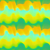 Modelo inconsútil del vector de ondulado Imagenes de archivo