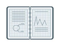 Modelo inconsútil del vector matemático con las figuras y las ecuaciones matemáticas Usted puede utilizar cualquier color del fon Fotos de archivo libres de regalías