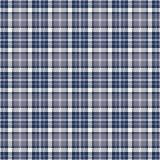 Modelo inconsútil del vector del tartán Textura a cuadros de la tela escocesa Fondo cuadrado geométrico para la tela Fotos de archivo libres de regalías