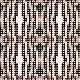 Modelo inconsútil del vector tribal Foto de archivo libre de regalías