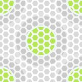 Modelo inconsútil del verde abstracto de la tecnología Imagen de archivo libre de regalías