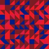 Modelo inconsútil del viejo vector con la textura de papel Backgro abstracto Imagen de archivo