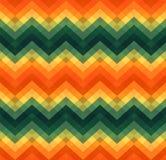 Modelo inconsútil del zigzag geométrico libre illustration