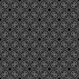 Modelo inconsútil en estilo étnico del mosaico. Imagen de archivo libre de regalías
