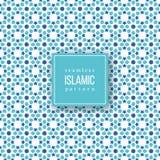 Modelo inconsútil en estilo tradicional islámico Fotos de archivo