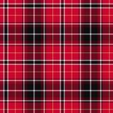 Modelo inconsútil escocés Fondo eps10 del vector Imagen de archivo libre de regalías