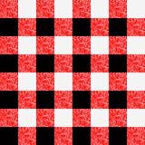 Modelo inconsútil escocés negro y rojo de la tela escocesa de tartán Textura del tartán, tela escocesa, manteles, ropa, camisas,  libre illustration