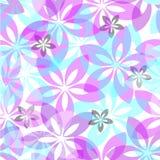 Modelo inconsútil floral Fotos de archivo libres de regalías
