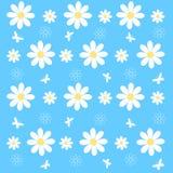 Modelo inconsútil floral Imagen de archivo