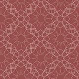 Modelo inconsútil floral abstracto ilustración del vector