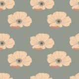 Modelo inconsútil floral Bueno para el papel pintado, terraplenes de modelo, fondo de la página web, texturas de la superficie Imagen de archivo libre de regalías