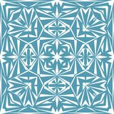 modelo inconsútil geométrico Fotografía de archivo libre de regalías