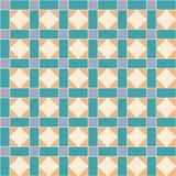 modelo inconsútil geométrico Imagenes de archivo