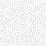 modelo inconsútil geométrico stock de ilustración