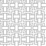 Modelo inconsútil geométrico abstracto ilustración del vector