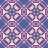 Modelo inconsútil geométrico abstracto Foto de archivo libre de regalías