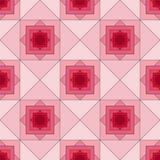 Modelo inconsútil geométrico abstracto illustartion Stock de ilustración
