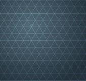 Modelo inconsútil geométrico azul marino abstracto libre illustration
