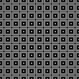 modelo inconsútil geométrico Color blanco y negro Illistration del vector fotografía de archivo